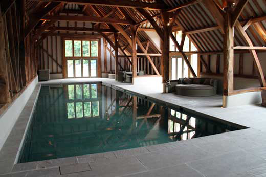 Quality indoor swimming pools by clearwater swimming pools ltd for Indoor swimming pool construction