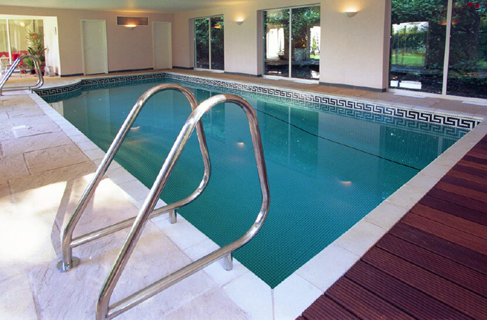 Swimming Pool Indoor Construction In Beaconsfield Buckinghamshire Pool 1 Clearwater
