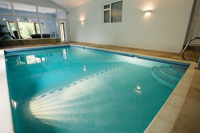Swimming Pool Indoor Construction In Didcot Oxfordshire Clearwater Swimming Pools Ltd