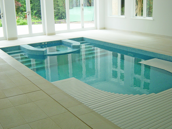 Swimming Pool Indoor Construction in Northwood, London ...