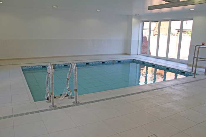 Swimming Pool Indoor Movable Lifting Pool Floor