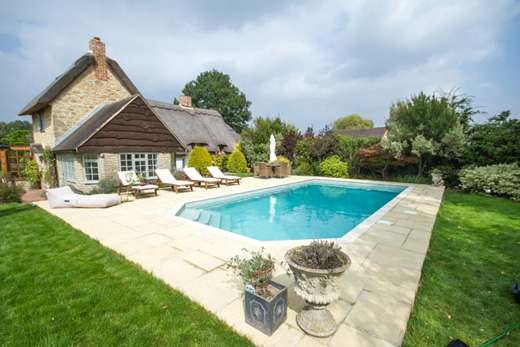 Quality Outdoor Swimming Pools By Clearwater Swimming Pools Ltd