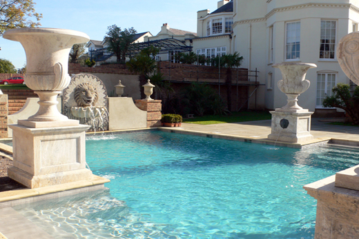 Quality outdoor swimming pools by clearwater swimming for Outdoor pool design uk