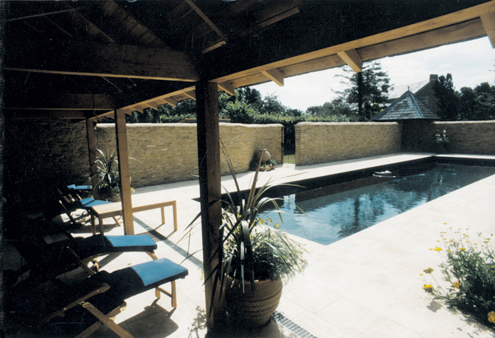 Swimming Pool Outdoor Construction In Bampton Oxfordshire Clearwater Swimming Pools Ltd
