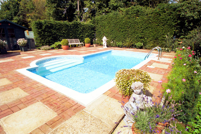 Swimming Pool Outdoor Construction In Great Missenden