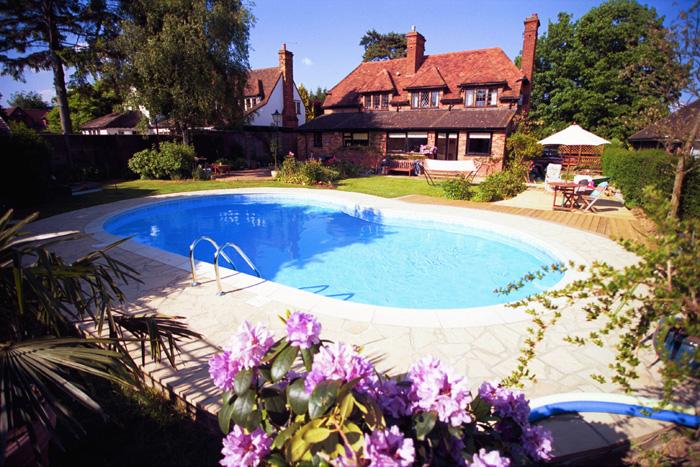 Swimming Pool Outdoor Construction In Maidenhead Buckinghamshire Pool 2 Clearwater Swimming