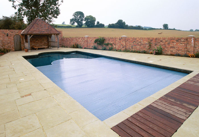Swimming Pool Outdoor Construction In Worcester Clearwater Swimming Pools Ltd