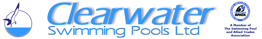 Clearwater Swimming Pools Ltd, Member of The Swimming Pool and Allied Trades Association